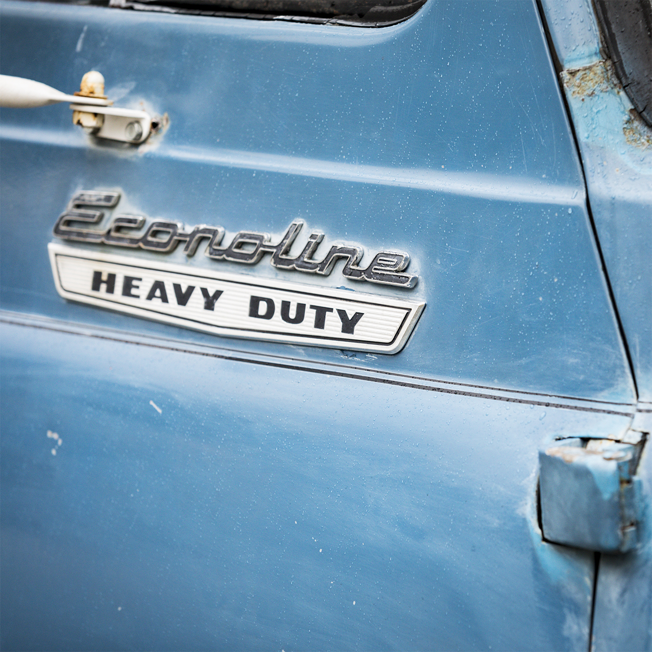 Ford Econoline Heavy Duty